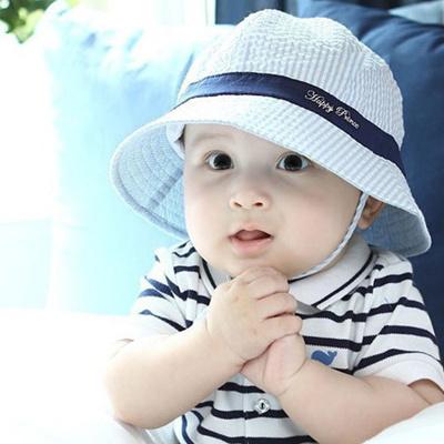 Qoo10 - Trade baby cotton fisherman Hat fall windshield visor Korean baby  buck...   Men s Bags   Sho. b9ed52182bd