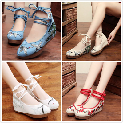 6d6dd57badedb Qoo10 - Traditional Shoes Chinese New Year (More than 15 designs)   Shoes