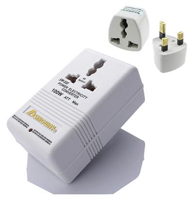 Transformer Voltage Converter 220V 110V/110V 220V Power Adapter 100W