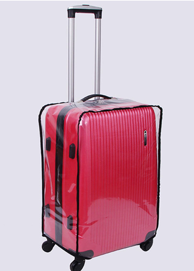 Travel Luggage Cover Transpa And Waterproof Case Protect Your From Scratches