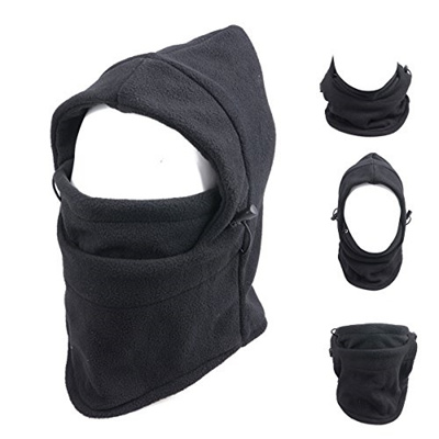 132dcca72 TRIWONDER Triwonder Balaclava Hood Hat Thermal Fleece Face Mask Neck Warmer  Full Face Cover Cap Wint