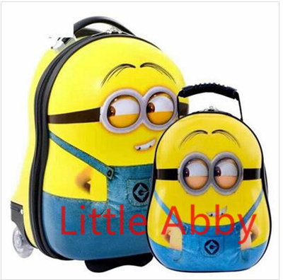 Qoo10 - ☆ Trolley Kids Backpacks Triple Wheels Childrens School Bag  Detachable...   Bag   Wallet f72628b353