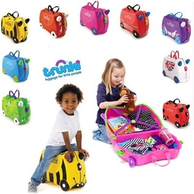 7e7f81acf274 Trunki - Luggage For Little People (FREE 5 year Warranty from Trunki.com)