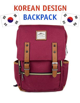 daa0111748bc TUDI✩BEST DEAL✩Stylish Korean Laptop Backpack College School Bag Student  Travel Retro