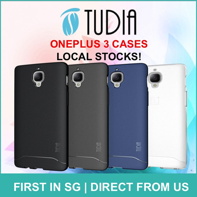 newest 4ca23 28f5d TUDIAOnePlus 3 / 3T Casing by TUDIA [ARCH] [MERGE][OMNIX] Series for  OnePlus 3 / 3T by TUDIA *100% Authentic* Fast Local Delivery