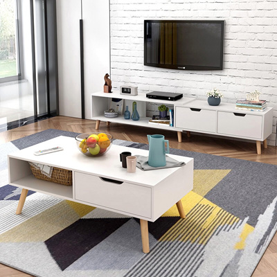 Qoo10 Tv Console Table Furniture Deco