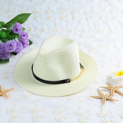 Qoo10 - TV Summer Straw Hat Women Fashion Floppy Hat Beach Sun Hat Wide Brim S... : Fashion Accessor.