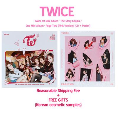 Qoo10 - Twice Mini Album : CD / DVD