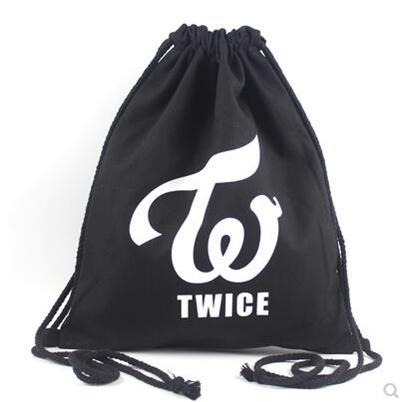 Qoo10 - TWICE backpack BTS bag star around the drawstring bag   Major  Appliances