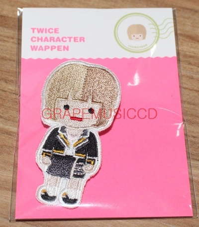 TWICE CHARACTER POP-UP STORE OFFICIAL GOODS JEONGYEON CHARACTER WAPPEN