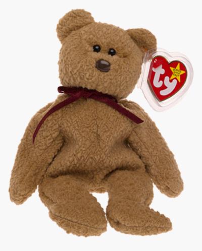 ae6da07f5ad Qoo10 - (Ty) Ty 4052 Beanie Babies Curly The Bear-4052   Toys