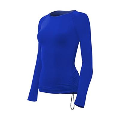 d96e1a72 Qoo10 - TYR Womens Solid Long Sleeve Swim Shirt : Sports Equipment