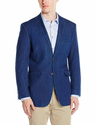 Qoo10 - U.S. Polo Assn. Stretch Cotton Sport Coat   Men s Apparel 62df96e0c7a