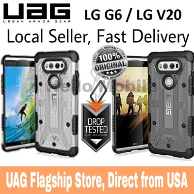 the latest fb685 b26f9 UAG LG P20 Pro/V30/G6/ LG V20 Case by UAG Casing Cover Free Local Delivery  *100% Authentic