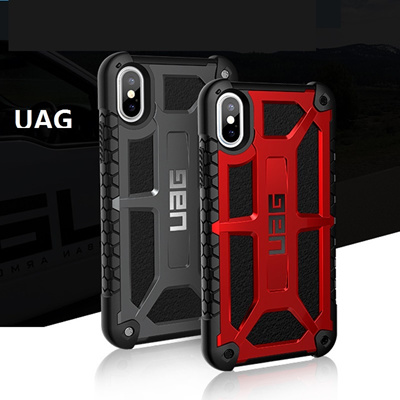 cozy fresh 86cb1 082df UAG Monarch Case/Shockproof Cover IPhone X/8/8 PLUS/7/7 Plus