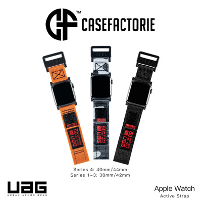 reputable site a913a d2efd UAGUAG Active Strap for Apple Watch 44mm