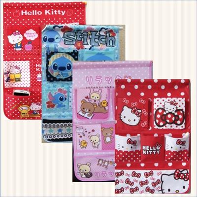 ubh wall pocket hello rilakkuma lilo kitty good quality christmas gift