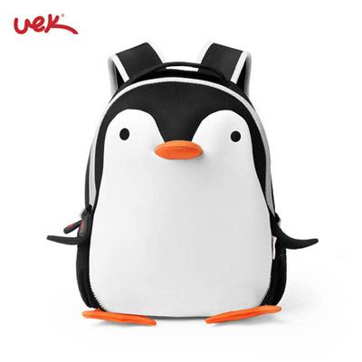 e12a39ce7c81 Qoo10 - UEK Cartoon Penguin School Backpacks Kids Children School Bags for  Gir...   Bag   Wallet