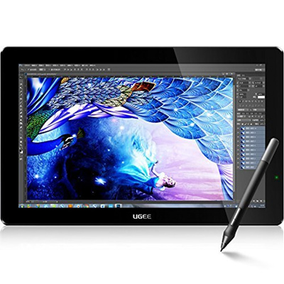Qoo10 - UGEE HK1560 15 6 Inches Pen Display IPS Drawing