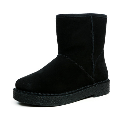 Qoo10 Ugg Boots Women Short Tube Korean Wave School Of Lazy Joker