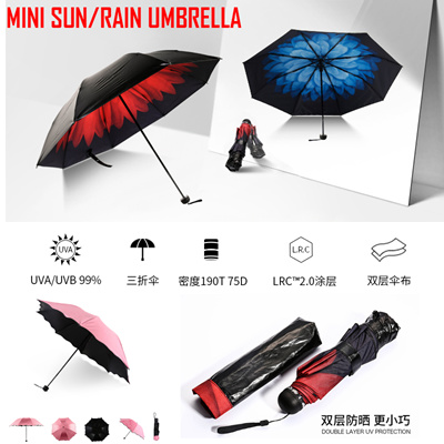 Qoo10 Umbrellas Anti Uv Umbrellas Sun Protection Parasols Rain