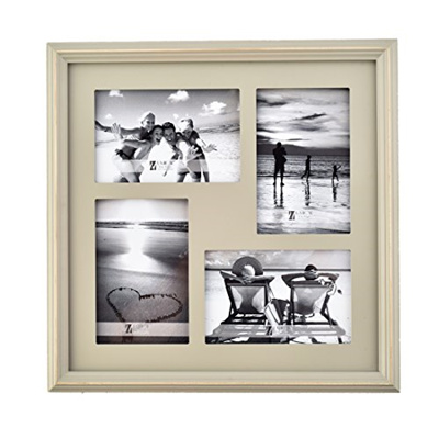 Qoo10 - UMICAL(TM) Wood Picture Frames Collage Photo Frame 4x4×6 ...