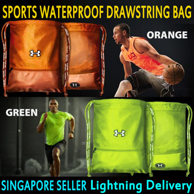 7d89903e6a88  GEEKS Waterproof Drawstring Bag Drawstring pouch premium quality Unisex Sports  bags