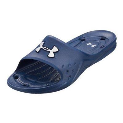 a8fbbef8d680 Qoo10 - (Under Armour) Men s Sandals DIRECT FROM USA Under Armour Men s  Locker...   Men s Bags   Sho.