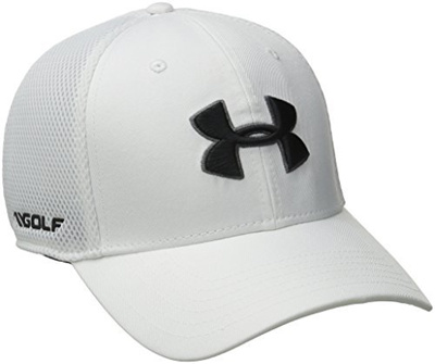 Qoo10 - (Under Armour) Under Armour Men s Golf Mesh Stretch 2.0 Cap-1273280    Fashion Accessories 9b9e53937fe