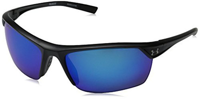 240a57d0b2 Qoo10 - Under Armour Zone 2.0 ANSI Storm 8630050-010168 Polarized Sunglasses    Men s Bags   Shoes