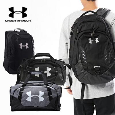 bf96e0d61 Qoo10 - [Underarmour] ☆New arrivals☆ 7 Types Duffle Bag / Backpack ...