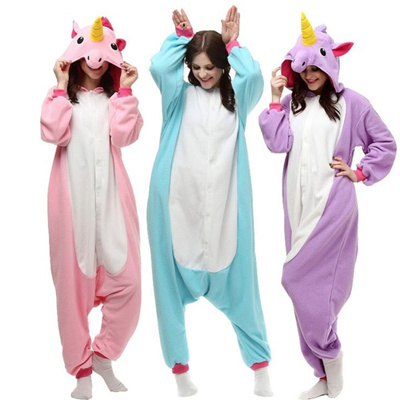 Qoo10 - Unicorn Onesie Onsie Pyjamas Cosplay Sleepwear Fancy Dress ... 7c246f150