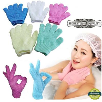 64e34f0b9550b Body Massage Towel/Italy Bath Gloves/Scrubbing Cloths/Cleansing Towel