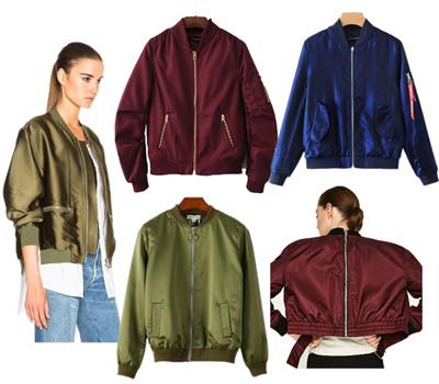 f65977b466 UNISEX BOMBER JACKET READY Ladies Jackets And Coats Hip Hop Jacket woman  Clothes