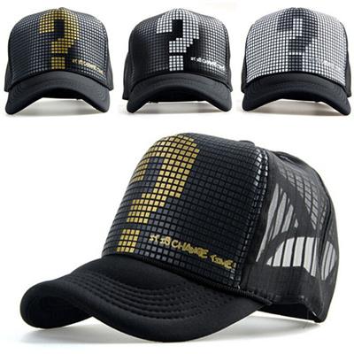 a70a1712dbe Qoo10 - Unisex Men Mesh Baseball Sports Hat Trucker Cap Hiphop Visor  Sunbonnet   Men s Bags   Shoes
