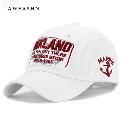 479992abc85 Unisex Oakland Athletics Baseball cap men Cotton Elastic Fitted Hat  Snapback Letter Women Behind Clo