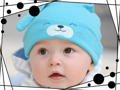 8c1d50c58c7e Qoo10 - Unisex Warm Sleep Hat for Baby Boy Girls 3 Colors Kids ...