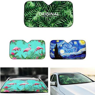 Qoo10 - Universal Car Windshield Sunshade Sun shade Front Rear Window  Windscre...   Automotive   Ind.. 41bad5555cd