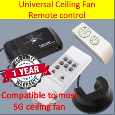 Qoo10 Universal Ceiling Fan Remote Control Posco Peak Diy Remote Replacement Furniture Amp Deco