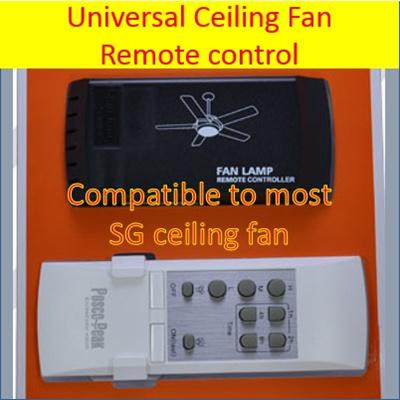 Qoo10 Universal Ceiling Fan Remote Control Posco Peak