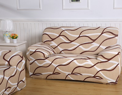 Sofa Cushion Cover Cloth: Qoo10   Universal Korean Many Design Elastic Sofa Cover Cloth    ,