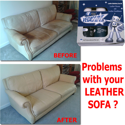Leather Cleaner And Conditioner Sofa Stain Remover Just Like New