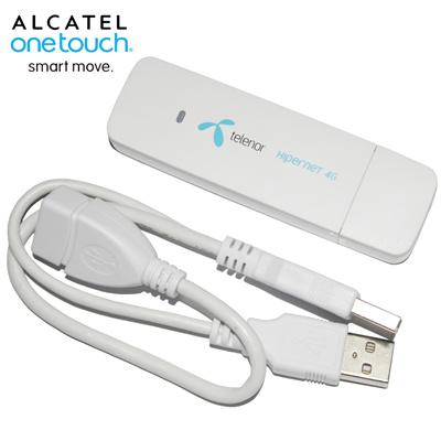 Unlocked Alcatel L850V 4G LTE Modem FDD800 / 900/1800/2100 / 2600Mhz  150Mbps Wireless WIFI Router