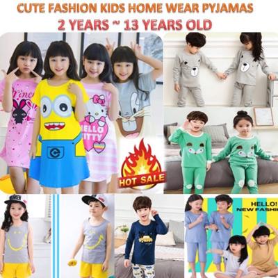 Qoo10 Girl Cartoon Dress Kids Fashion