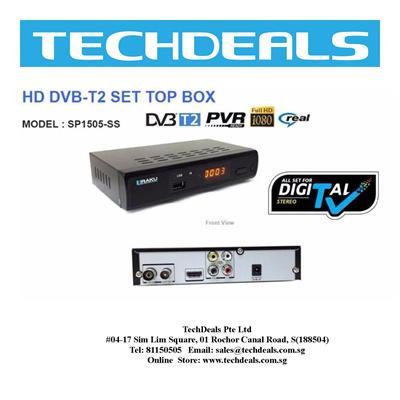 Qoo10 - Full HD DVB-T2 : TV & Entertainment