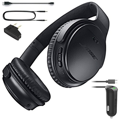 21cce3b72e9 Qoo10 - [USA] Bose QuietComfort 35 (Series I) Bluetooth Wireless Noise  Cancell... : Mobile Devices