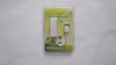 USB 2 0 to LAN RJ45 Ethernet/Internet Network Adapter/Cable for Apple  MacBook Pro/Air/Windows OS