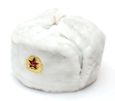 Qoo10 - Ushanka-hat Russian Soviet Army Fur Military Cossack Ushanka Hat    Men s Bags   Shoes d345d912e64
