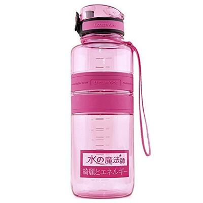 4c67146535 (UZSPACE) Uzspace Hydration Magic Ion Tritan Water Bottle BPA-free Sports Water  Bottle