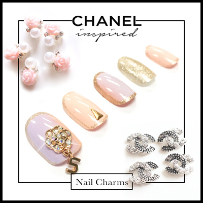 Qoo10 - Nail art charms : Bath & Body
